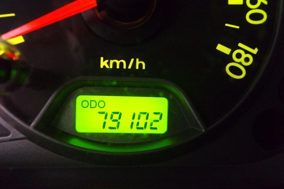 Kia Picanto 1,1 EX Benzin modelår 2006 km 79000 Sølvmetal