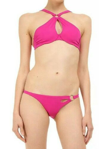 Bottoms in Pink L/'Agent by Agent Provocateur Adrina Bikini Tops