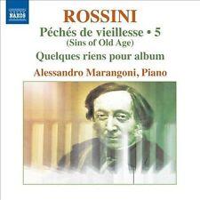 Rossini: P'ch's de vieillesse, Vol. 5 (CD, Jun-2013, Naxos (Distributor))