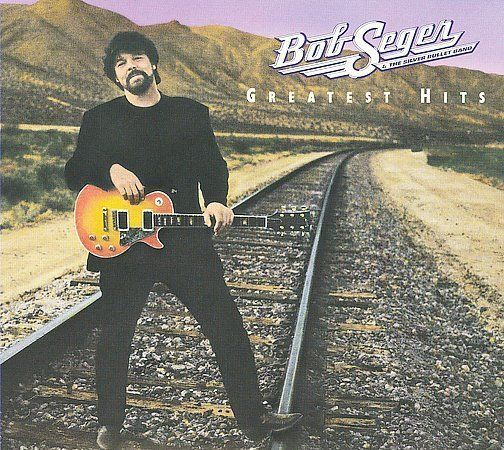 Bob Seger Weihnachtslieder.Greatest Hits By Bob Seger Bob Seger The Silver Bullet Band Cd 1994 Capitol