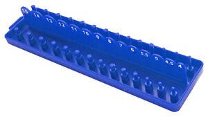 3 Piece Metric Socket Tray Organizer Toolbox Tool Box Set Holder