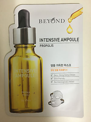 1 SHEET BEYOND INTENSIVE AMPOULE PROPOLIS MASK PACK