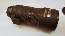 Nikon Zoom-NIKKOR AF 80-200mm  f/2.8 AF D ED Lens (NO MF)