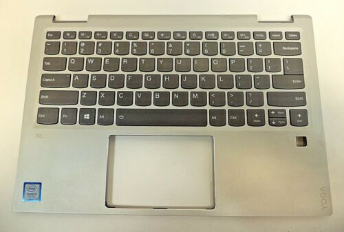 "LENOVO 720-13IKB Laptop 13.3/"" Palm Rest /& Keyboard AM1YJ000B00 Good Working"