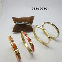 Fashion Jewelry Women 18k Gold Plated Bracelet / Bangle Top Quality Aaaaa+