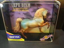 Breyer Horse Carpe Diem gold
