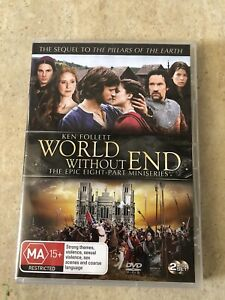 WORLD-WITHOUT-END-8-PART-MINI-SERIES-DVD-R4-AUS-SELLER-AUS-RELEASE