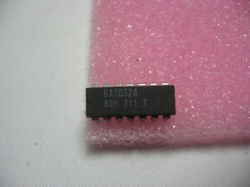 LM324 Lot x2 : ci BA 10324 = ic LM 324 BA10324