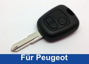 2T-boitier-Cle-vierge-pour-Peugeot-Citroen-106-206-207-306-307-406-806