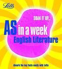English Literature by Letts Educational (Paperback, 2004)