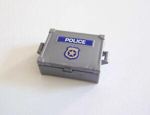 Chapeau Adulte Bérêt Bleu avec Insigne Police 3166 3190 4267 PLAYMOBIL 03122
