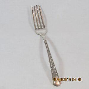 Salad Forks International Silver Plate Court 1939