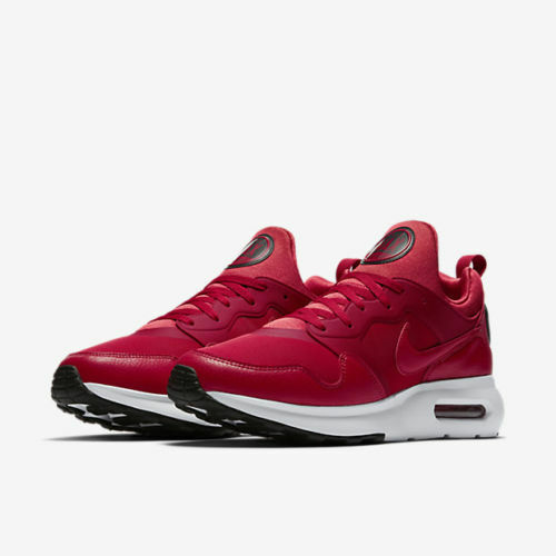 New shoes for men and women, limited time discount Men's Nike Air Max Prime Gym Red/Anthracite Comfortable