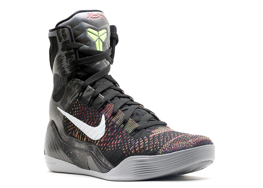 Nike kobe 9 - elite meisterwerk 11,5.630847-001 jordan / der was der / bhm x d6f017
