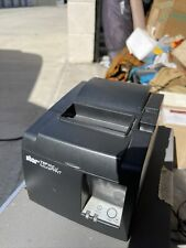 New Listingstar Tsp100 Thermal Pos Receipt Printer With Power Cable