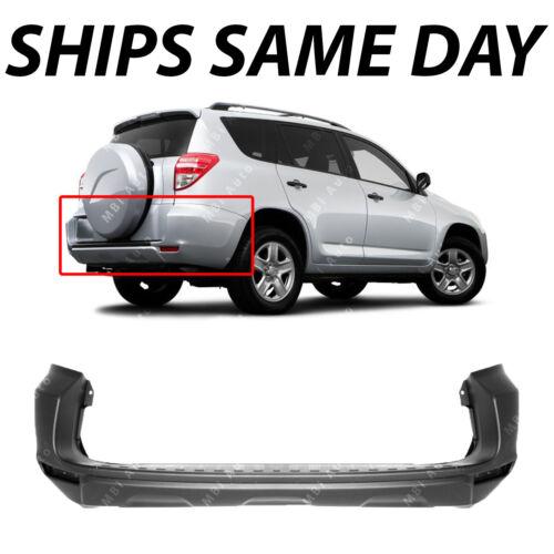 NEW Primered Rear Bumper Cover for 2009-2012 Toyota RAV4 SUV 521590R901 09-12