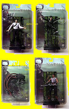 Matrix Movie 4 Action Figure Set Series 2  N2 Toys Neo Trinity Sentinel New 2000
