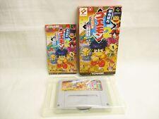 GANBARE GOEMON 2 Kiteretsu Item REF/bcc Super Famicom Nintendo Japan Game sf