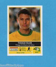 COPA AMERICA 2011 ARGENTINA-Figurina n.121- THIAGO SILVA -BRASILE-NEW BLACK