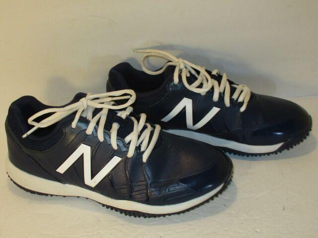 New Balance Men's Size 6.5 NB 4040 Tennis Shoes Sneakers Running Basketball-Navy