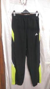 Adidas Hommes Pantalon De Survêtement Bas Taille S-afficher Le Titre D'origine Art De La Broderie Traditionnelle Exquise