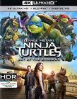 Teenage Mutant Ninja Turtles out of The Shadows 4k Ultra HD Blu-ray