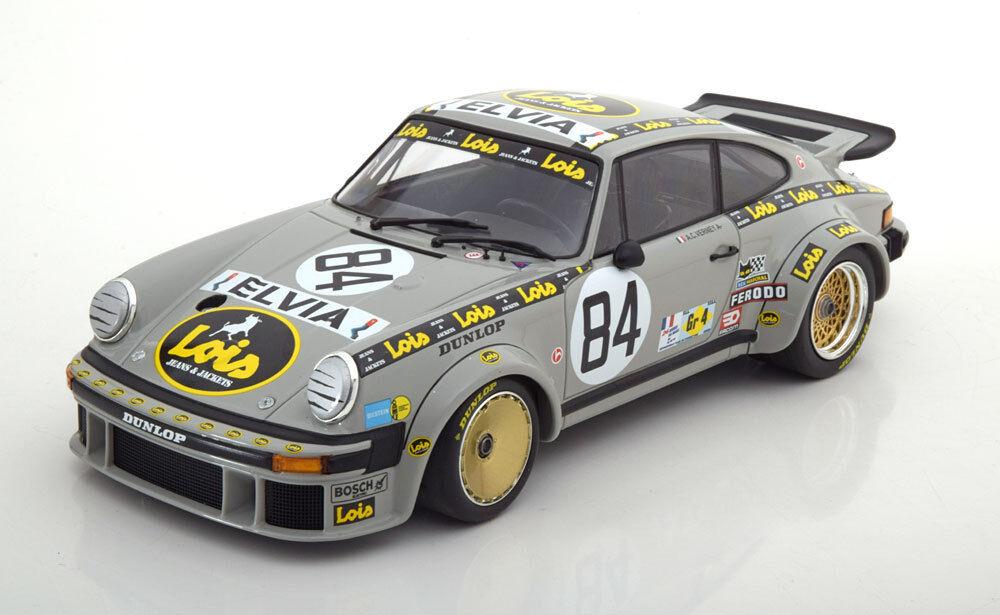 Minichamps Porsche 934 24 H Le Mans 1979 Verney Metge Bardinon  84 1 18 LE324 NEUF