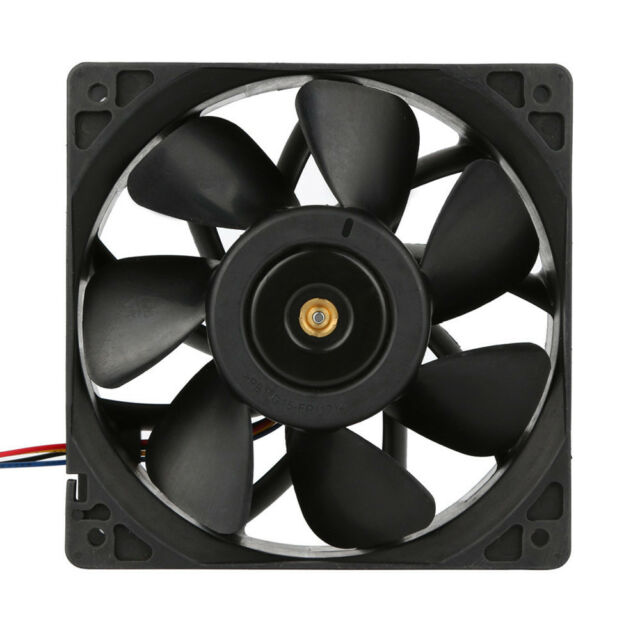6000RPM Cooling Fan Replacement 4-pin Connector For Antminer Bitmain S7 S9 A J