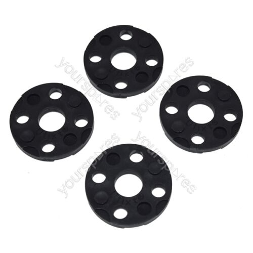 Flymo Hover Compact 300 Blade Height Spacer Washers Pack Of 4 FLY017