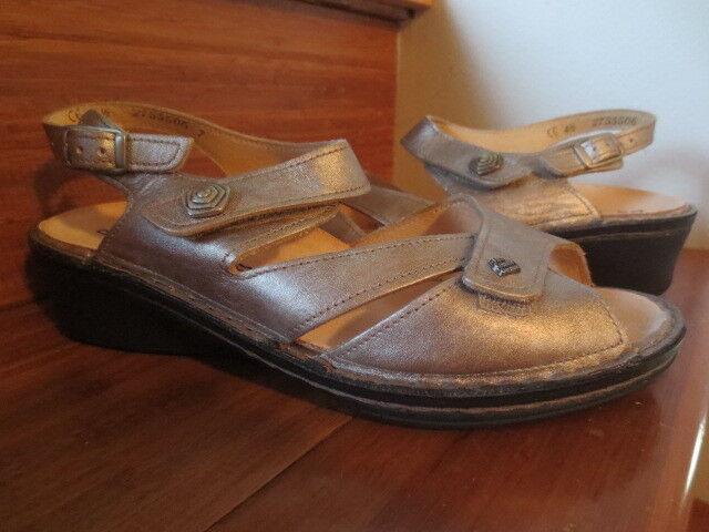 NEW ARRIVAL*** FINN COMFORT COMFORT FINN 7 US (4.5  UK), 'SANTORIN' sandals, womens , P-W-60 f86bca