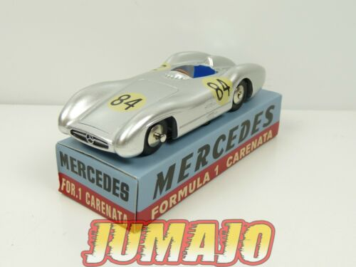 MRY8 Car 1//48 Mercury Hachette Mercedes Formula 1 Carenata