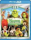 VG Shrek Forever After Two-disc Blu-ray 3d DVD Combo 2010