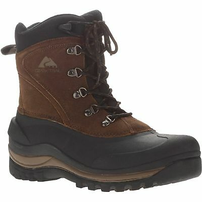 Brown Pac Winter Boots Size