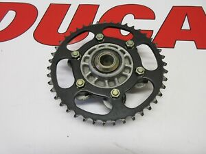 Ducati-sprocket-43-TH-carrier-Sport-Touring-Monster-Multistrada-16010491A-flange