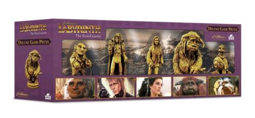 Board Game Deluxe Pieces 5-Pack Other Statues--Labyrinth
