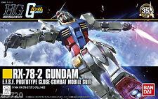 Bandai HGUC 191 GUNDAM RX-78-2 GUNDAM 1/144 scale kit revive