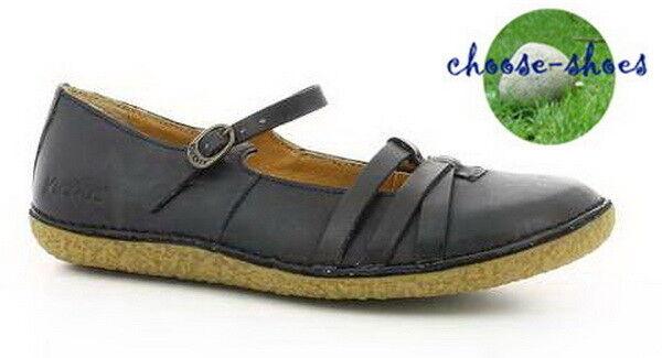 KicKers   Mary Jane   Hibou 470252-508 Black