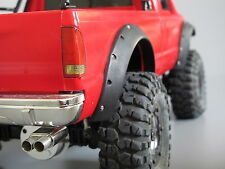 New Rubber Fender Flares Guard Protector Set Tamiya RC 1/10 Ford F-350 High Lift