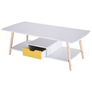 Coffee-Table-Small-Modern-White-Wood-End-Storage-Stand-Living-Room-Furniture