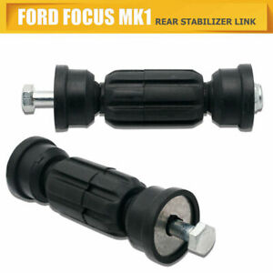2x-para-Ford-Focus-MK1-1998-2004-C-Max-Trasero-Estabilizador-Anti-Roll-Bar-Enlace-Gota
