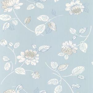 Blue-Floral-on-Blue-Wallpaper-SW29195