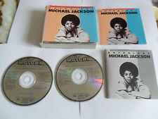 MICHAEL JACKSON – ANTHOLOGY Vol.1 & Vol.2 (2CD FAT BOX 1989) JAPAN Pressing