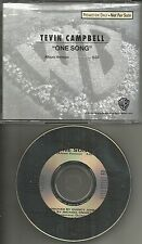 TEVIN CAMPBELL One Song 1991 USA PROMO Radio DJ CD Single MINT PROCD 5623