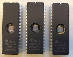 EPROM-TMS-JL-27C010A-15-1-MB-EPROM-Ceramic-5-ICs