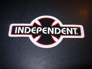 INDEPENDENT TRUCKS Classic Skateboard Logo Skate Sticker 4 ...