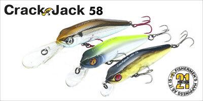 PONTOON21 CrackJack 58SP-SR