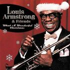 What a Wonderful Christmas by Louis Armstrong (CD, Oct-1997, Hip-O)