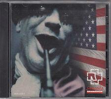 Rammstein Amerika RARE promo CD single '04