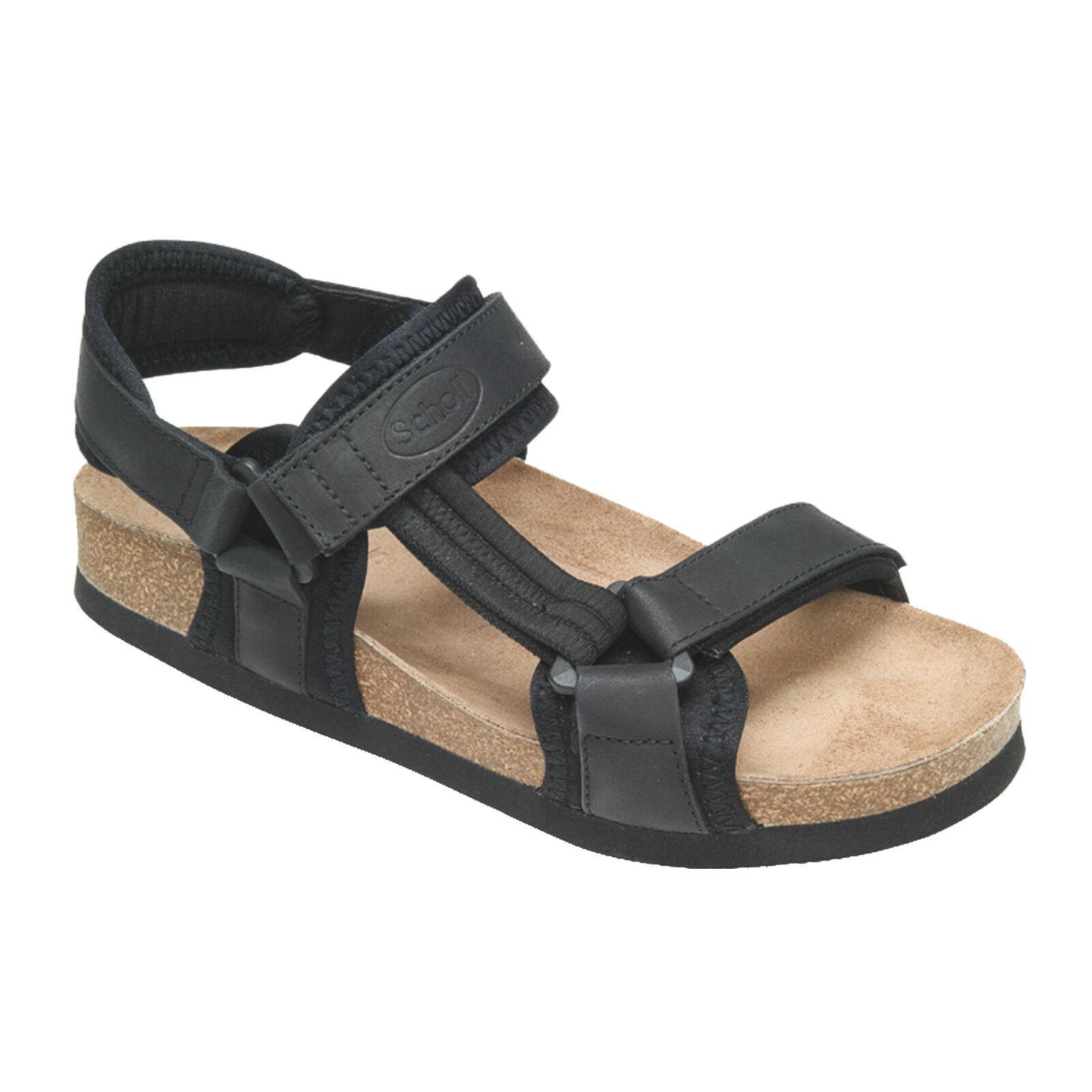 Scholl bioprint ny ny ny Track Man Sandals 35 3637 38 39 40 41 42 43 44 45 46  lycklig shopping