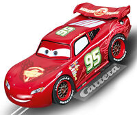 Carrera Digital Disney Pixar Neon Lightning Mcqueen Slot Car 1/32 30751